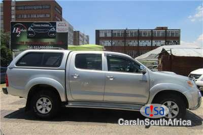 Picture of Toyota Hilux 3.0 Manual 2009