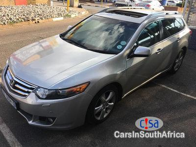 Pictures of Honda Accord 2.2 Automatic 2009