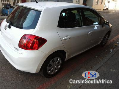 Toyota Auris 1.4 Manual 2008