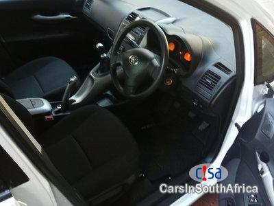 Toyota Auris 1.4 Manual 2008 in South Africa