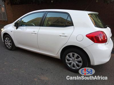 Picture of Toyota Auris 1.4 Manual 2008 in South Africa