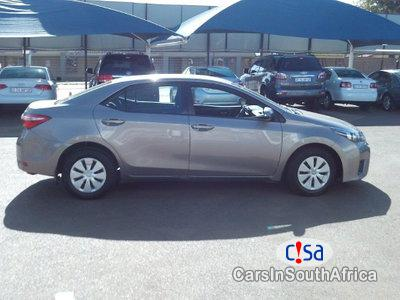 Picture of Toyota Corolla 1.3 Manual 2014