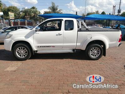 Picture of Toyota Hilux 3.0 Manual 2012