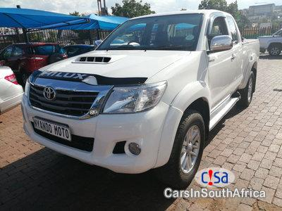 Toyota Hilux 3.0 Manual 2012 in North West