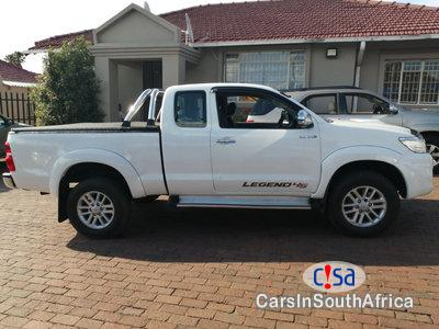 Picture of Toyota Hilux 3.0 Manual 2012 in South Africa