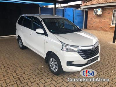 Pictures of Toyota Avanza 1.5 Manual 2018