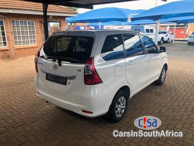 Toyota Avanza 1.5 Manual 2018 in Eastern Cape