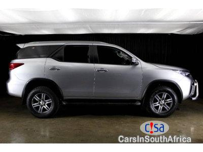 Toyota Fortuner 2.0 Automatic 2017