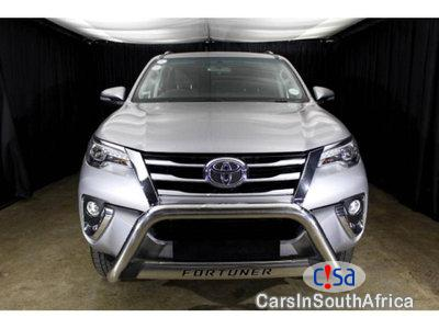 Toyota Fortuner 2.0 Automatic 2017 in Free State