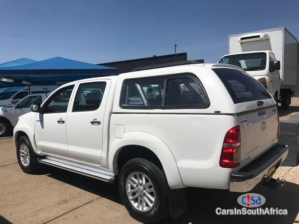 Toyota Hilux 2.5 Automatic 2013 in South Africa