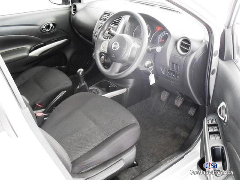 Nissan Almera 1.5 Manual 2017 in South Africa