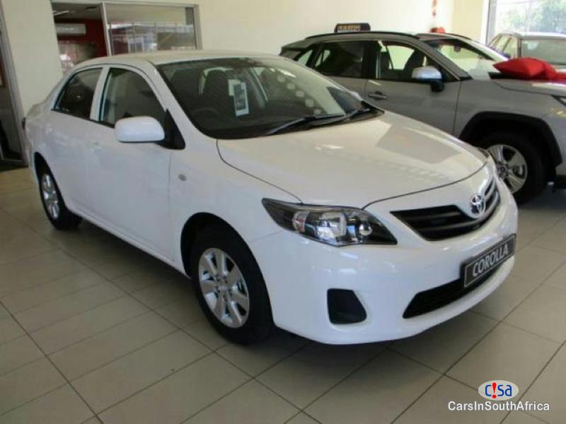 Picture of Toyota Corolla 1.6 Manual 2016