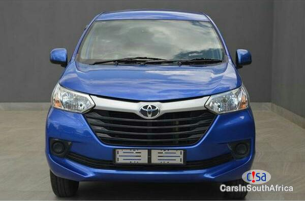 Picture of Toyota Avanza Manual 2016