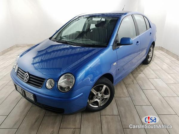 Picture of Volkswagen Polo Manual 2003