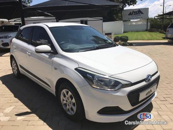 Hyundai i20 Manual 2016 in Mpumalanga