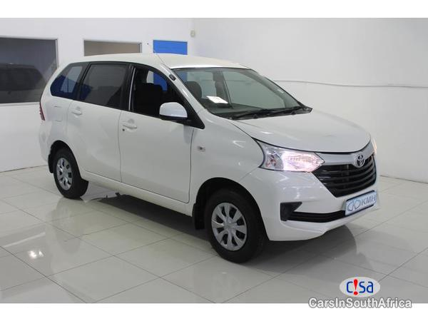 Picture of Toyota Avanza 1.5xs Manual 2016