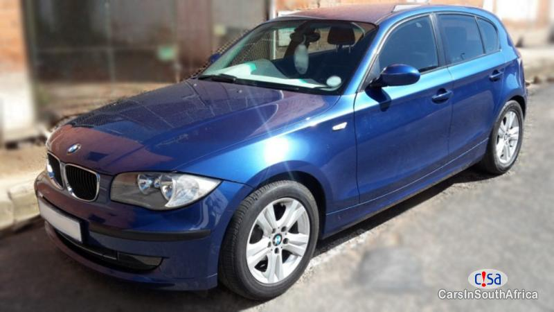 Picture of BMW 1-Series Manual 2008