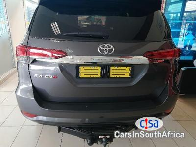 Toyota Fortuner 2.5 Manual 2010 in South Africa