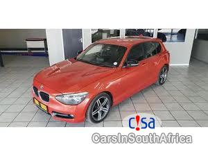 Picture of BMW 1-Series Manual 2012
