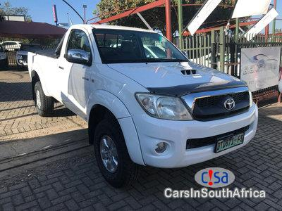 Picture of Toyota Hilux 2.5 Manual 2012