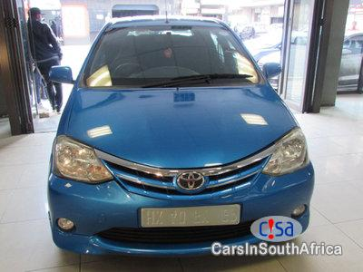 Toyota Etios 1.5 Manual 2015