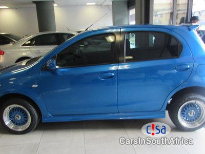 Picture of Toyota Etios 1.5 Manual 2015 in Free State