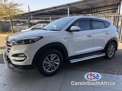 Hyundai Tucson 2.0 Automatic 2016 in South Africa