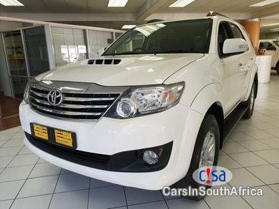 Picture of Toyota Fortuner 3.0D-4D Automatic 2014