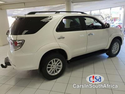 Toyota Fortuner 3.0D-4D Automatic 2014 in Northern Cape