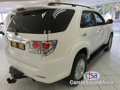 Toyota Fortuner 3.0D-4D Automatic 2014 in South Africa