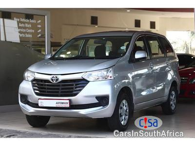 Pictures of Toyota Avanza 1.5Sx Manual 2017