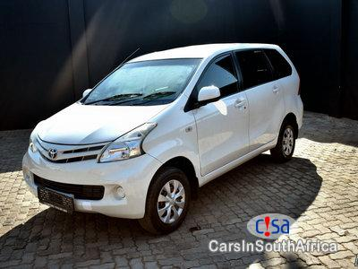 Picture of Toyota Avanza 1.5 Sx 7seats Manual 2014