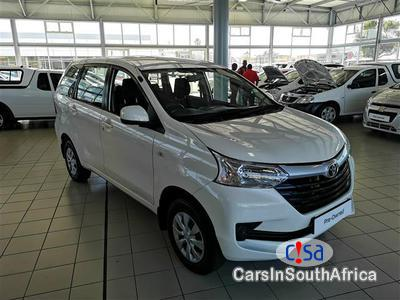 Picture of Toyota Avanza 2.5 Manual 2018