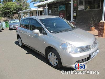 Picture of Nissan Tiida 1.6 Manual 2011