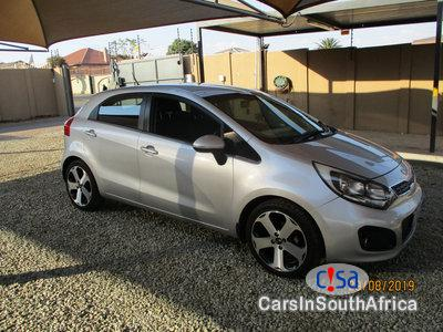 Picture of Kia Rio 1.6 Manual 2012