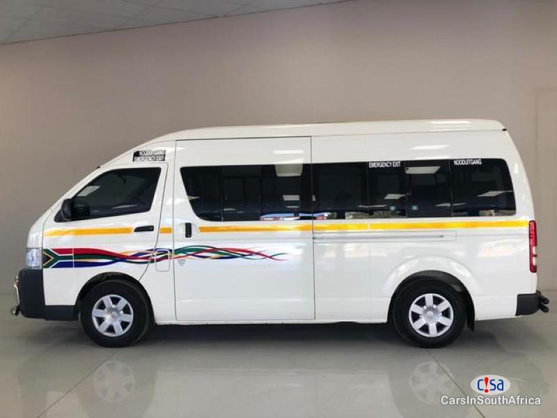 Toyota Quantum 2.5 Ltr Manual 2015 in Mpumalanga
