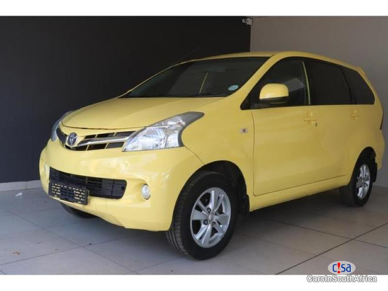 Pictures of Toyota Avanza 1.5 Tx Petrol Manual 2015