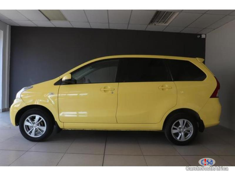 Toyota Avanza 1.5 Tx Petrol Manual 2015 in Northern Cape