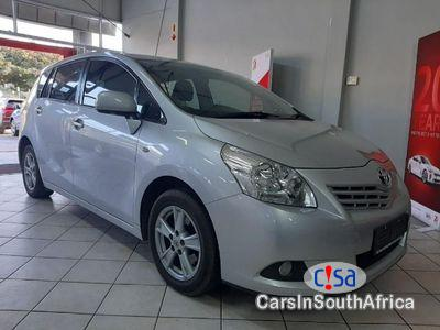 Picture of Toyota Verso 1.6 Manual 2010