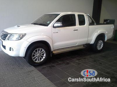 Picture of Toyota Hilux 3.0 Manual 2014