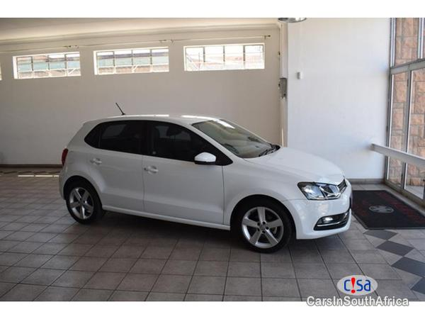 Pictures of Volkswagen Polo Automatic 2015