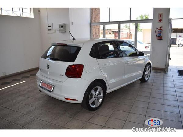 Volkswagen Polo Automatic 2015 in Western Cape
