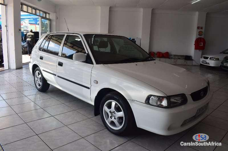 Picture of Toyota Tazz 1.3 Manual 2004