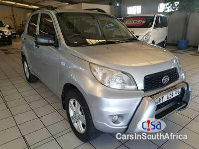 Picture of Daihatsu Terios 1.5 4x4 Automatic 2011