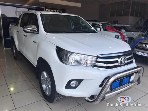 Picture of Toyota Hilux Automatic 2016