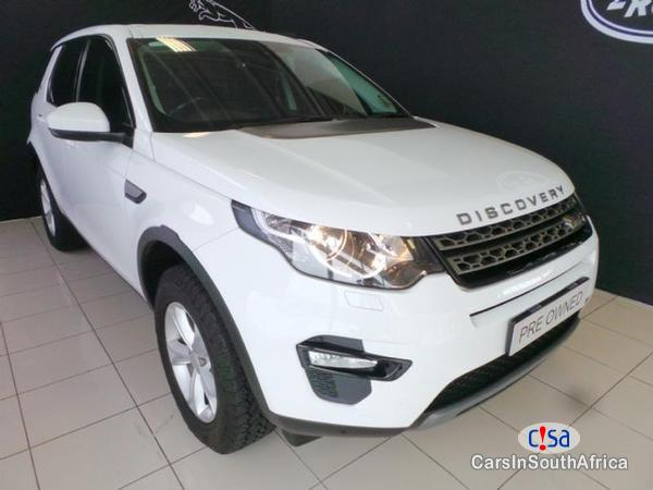 Picture of Land Rover Discovery Automatic 2014