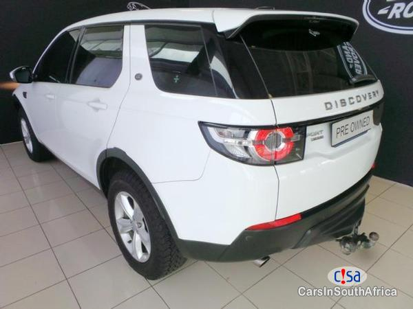 Land Rover Discovery Automatic 2014