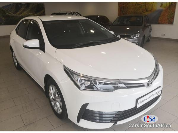 Picture of Toyota Corolla Automatic 2016