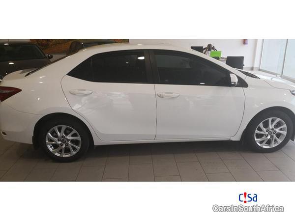 Toyota Corolla Automatic 2016