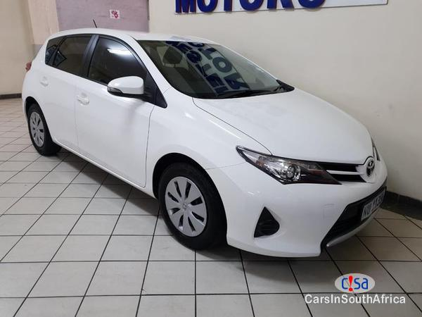 Picture of Toyota Auris Manual 2016